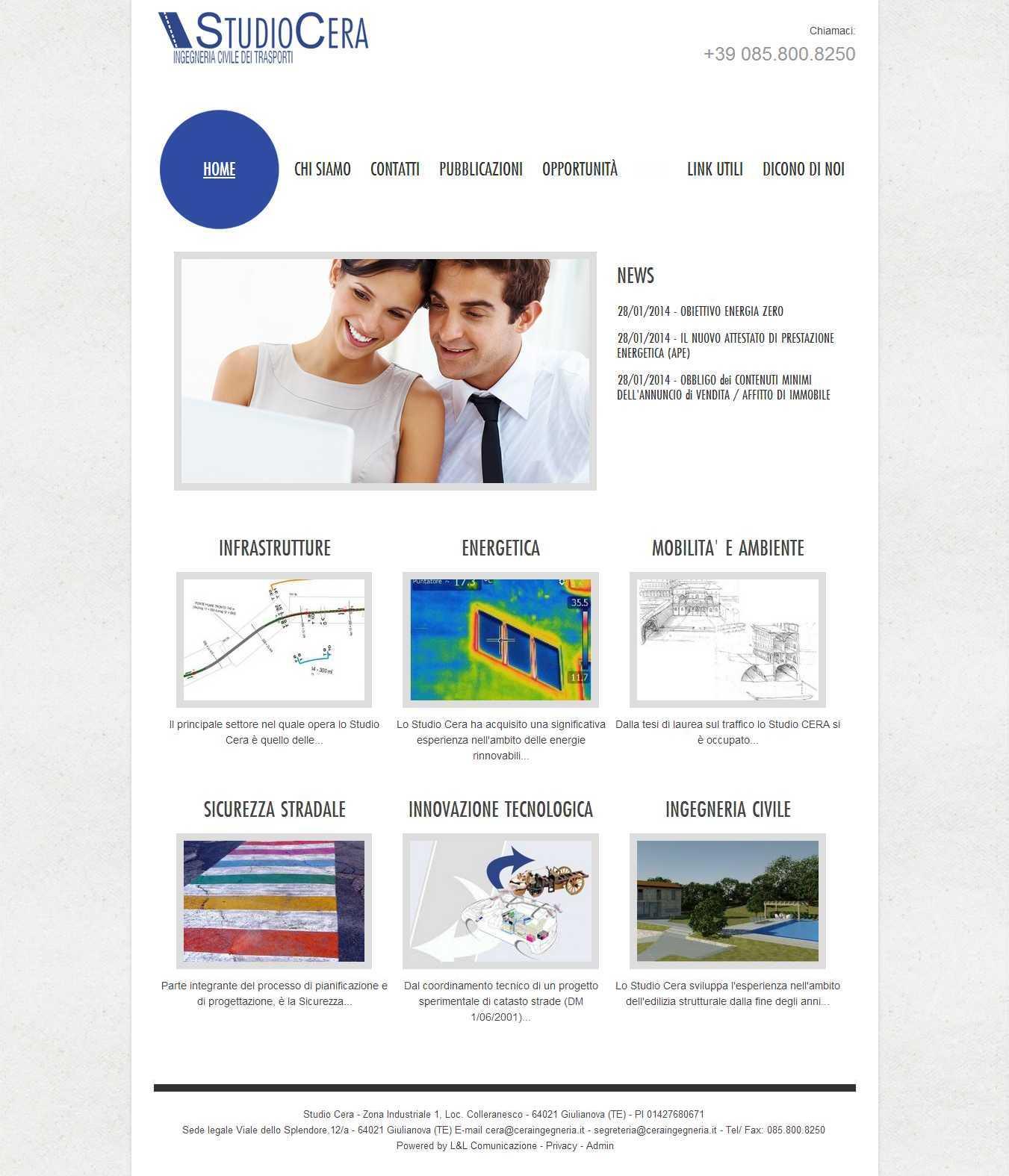 Creazione sito web Giulianova