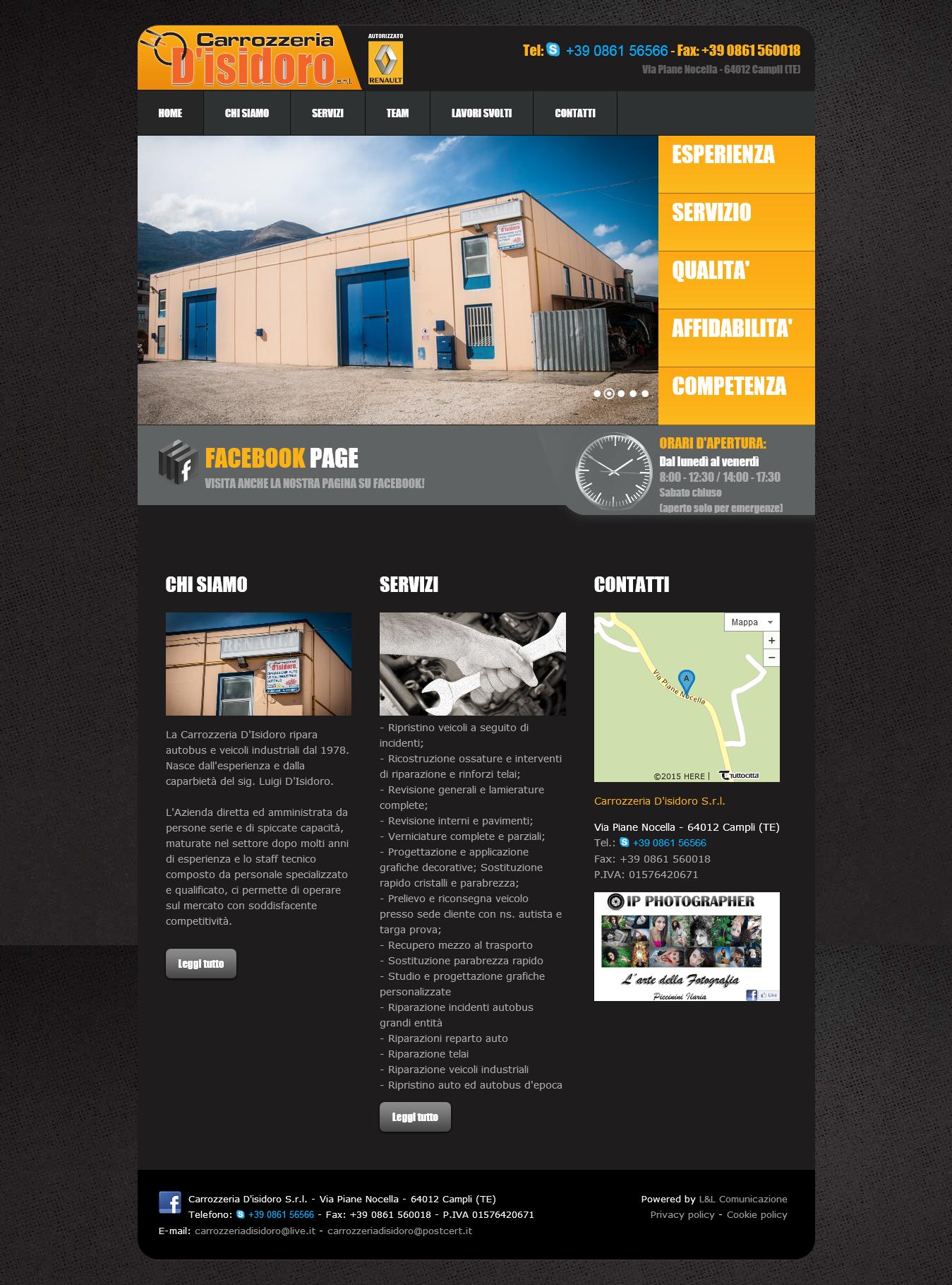 Creazione siti web Campli