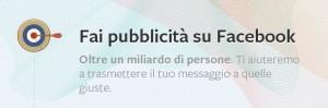 Facebook Advertising - Campagna pubblicitaria su Facebook a Giulianova Teramo e Abruzzo