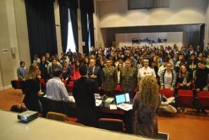 Giulianova inaugura la campagna nazionale di sensibilizzazione sul tema degli ordigni bellici inesplosi con l'esperto Giovanni Lafirenze