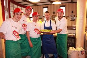 Italia e Polonia un nuovo legame nasce grazie alla pizza di Valerio Valle