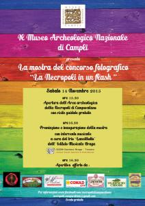 La Necropoli di Campovalano - Eventi di Novembre
