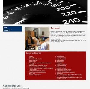 Realizzazione sito web Castelnuovo Vomano
