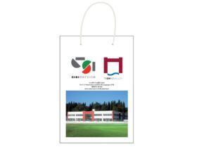 Produzione buste shoppers personalizzate carta Teramo Abruzzo
