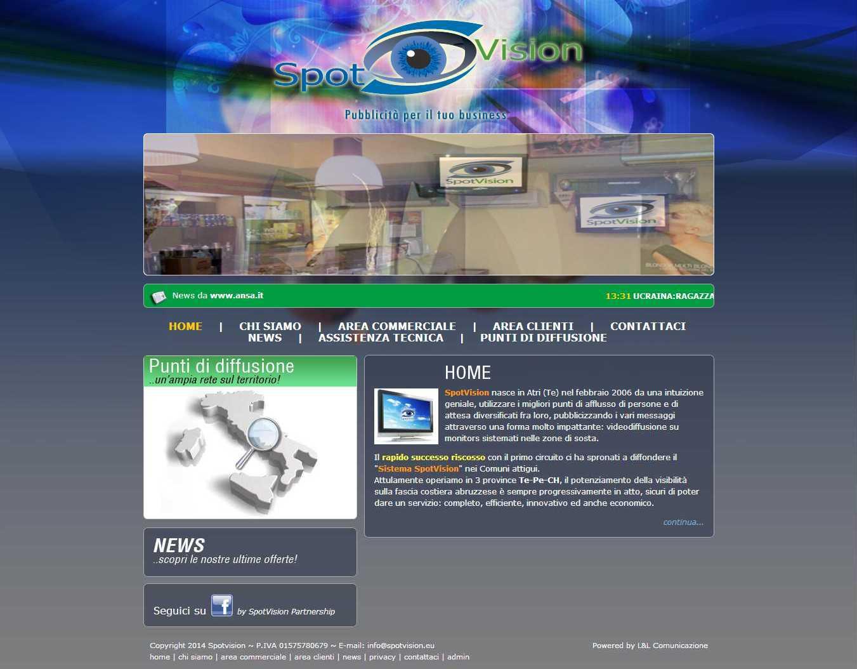 Realizzazione siti web Atri