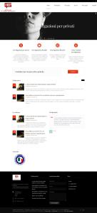 Realizzazione siti web Tortoreto - Gamma Investigazioni