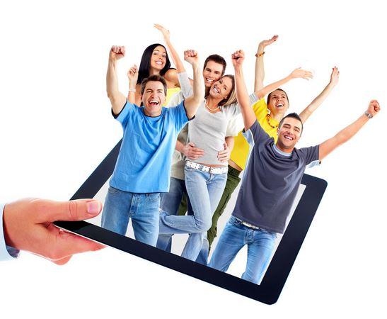Realizzazione siti web in versione mobile per cellulari smartphone iPhone e tablet a Giulianova Teramo ed in tutto Abruzzo