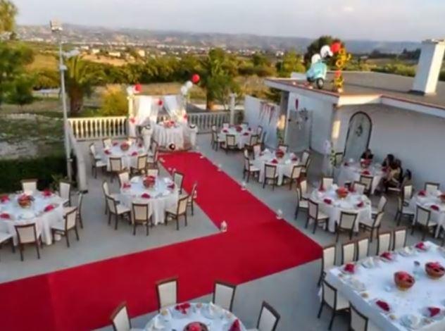 Ristorante matrimonio Teramo - Villa Reale Resort Ristorante Corropoli - Location ricevimenti