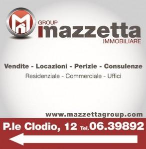 Segnaletica personalizzata - Palina Mazzetta Immobiliare Roma