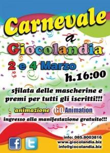 Volantinaggio - Distribuzione pubblicitaria Casa per casa Giulianova - Giocolandia
