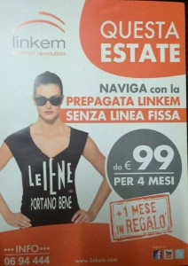 Volantinaggio-distribuzione-pubblicitaria-Montesilvano-Pescara-Linkem