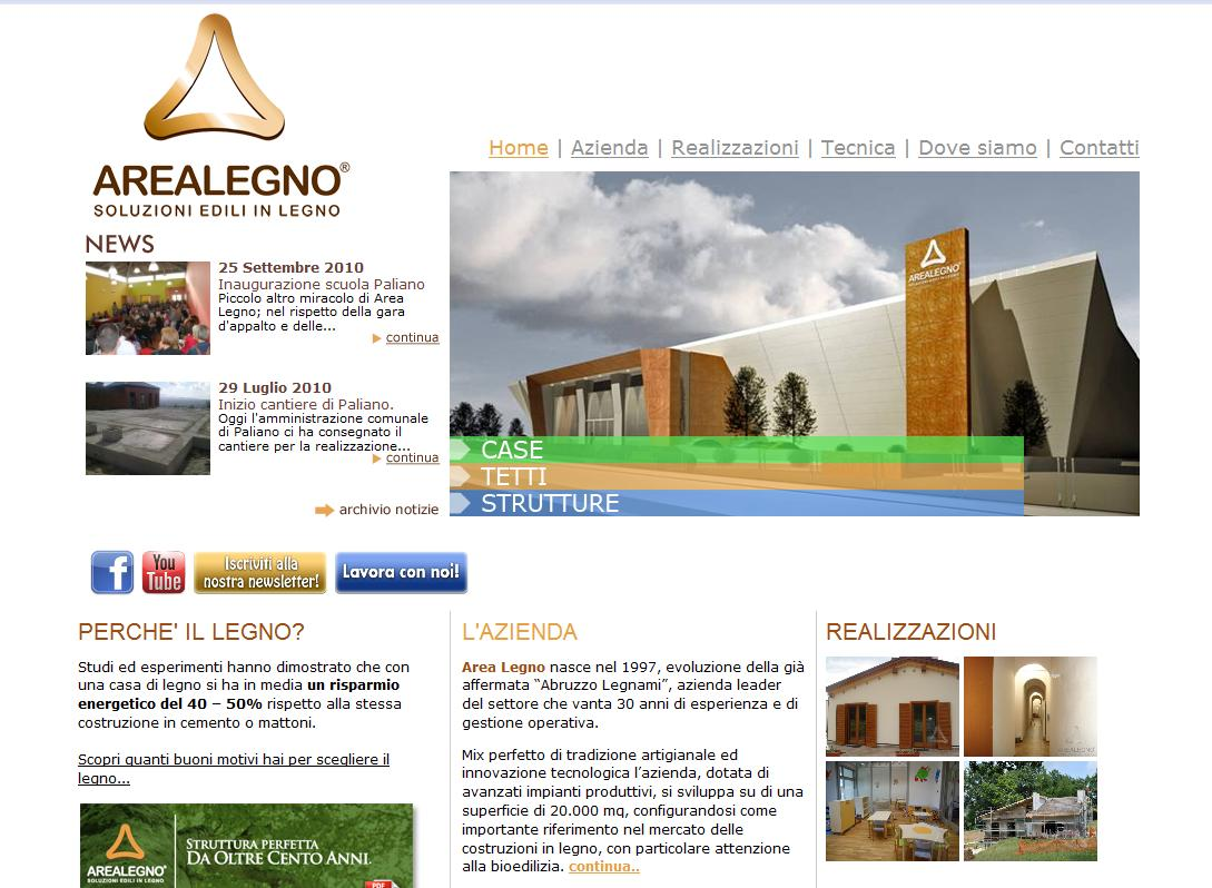 Progettazione e realizzazione siti web Pescara