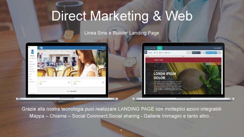direct marketing, comunica clienti a Giulianova, Teramo
