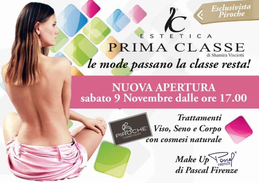 Centro estetico Giulianova - Stampa cartolina centro Prima Classe