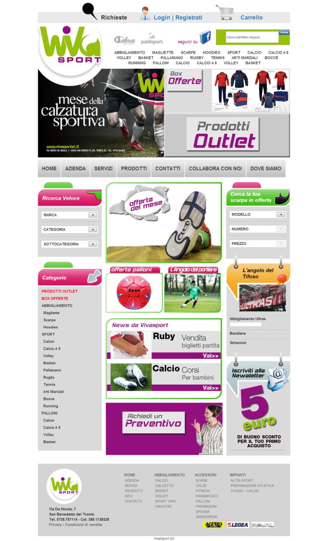 Realizzazione Siti e-commerce shop online Giulianova Teramo Abruzzo. Inizia  da subito a vendere online i tuoi prodotti o servizi. 986e7e94456
