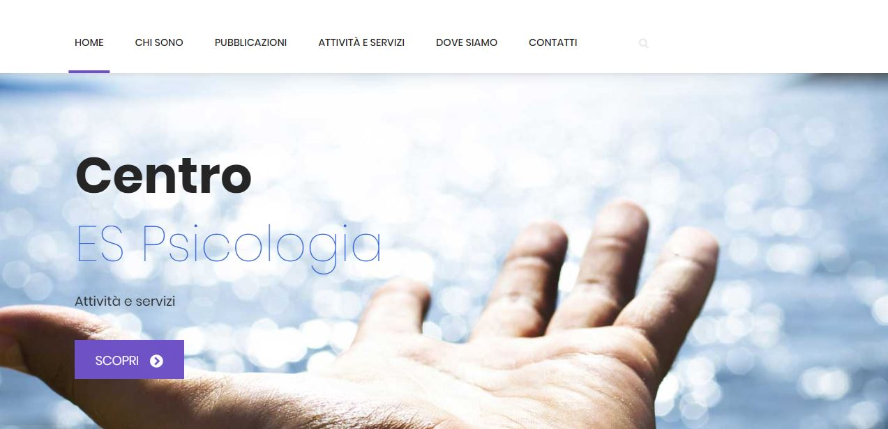Realizzazione Siti Internet Teramo - Centro Es Psicologia