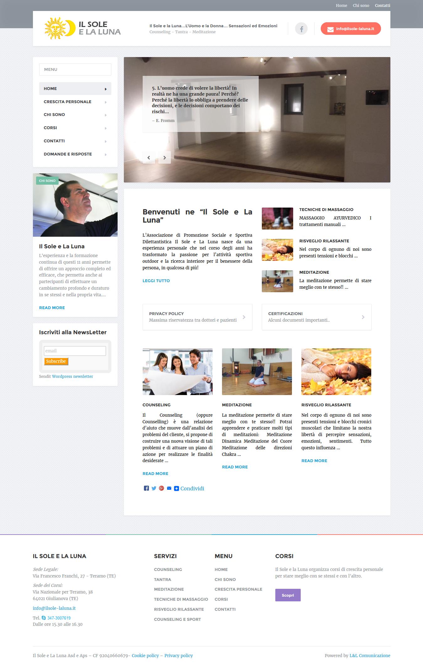 Realizzazione Siti Web Teramo - Agenzia Web
