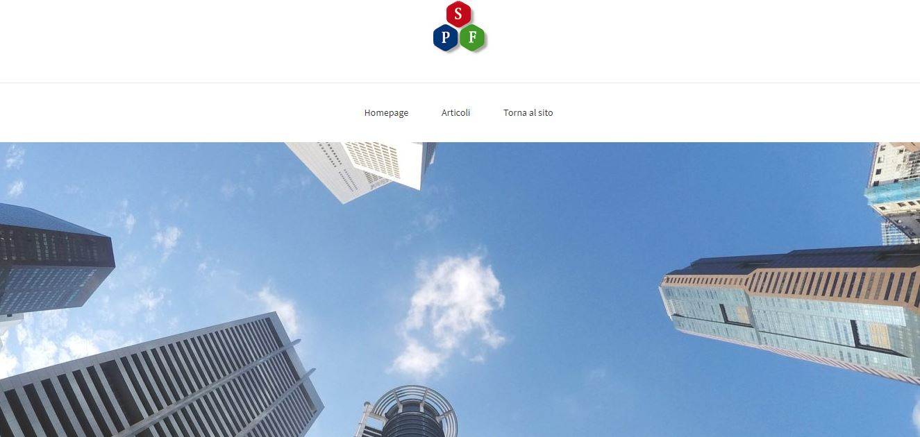 Sviluppo blog in WordPress Abruzzo - Progettazione blog WordPress