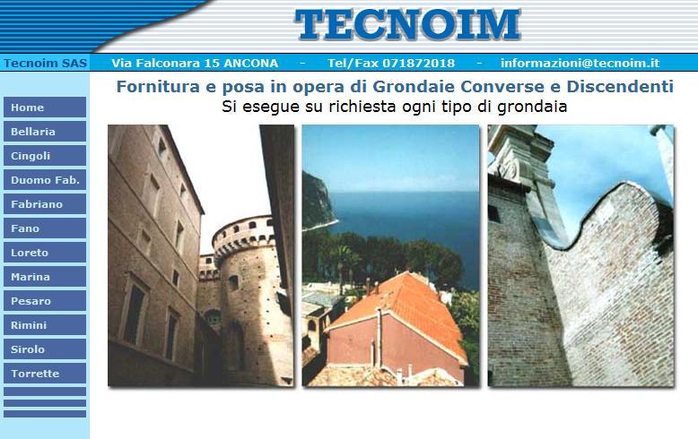 Gestione sito internet Marche - Tecnoim Ancona